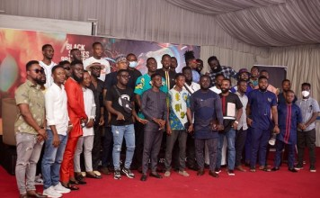 Guinness and 3 Music Network has held an engaging Creative Masterclass for over 50 young and budding creatives in Kumasi.....