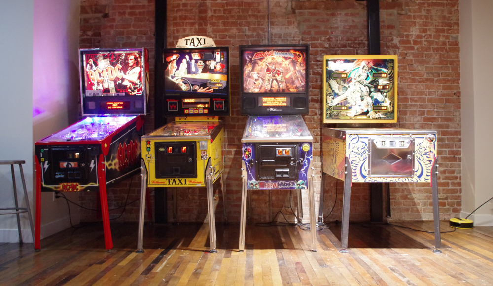 Mission Control Is Santa Anas Newest Arcade Bar Orange