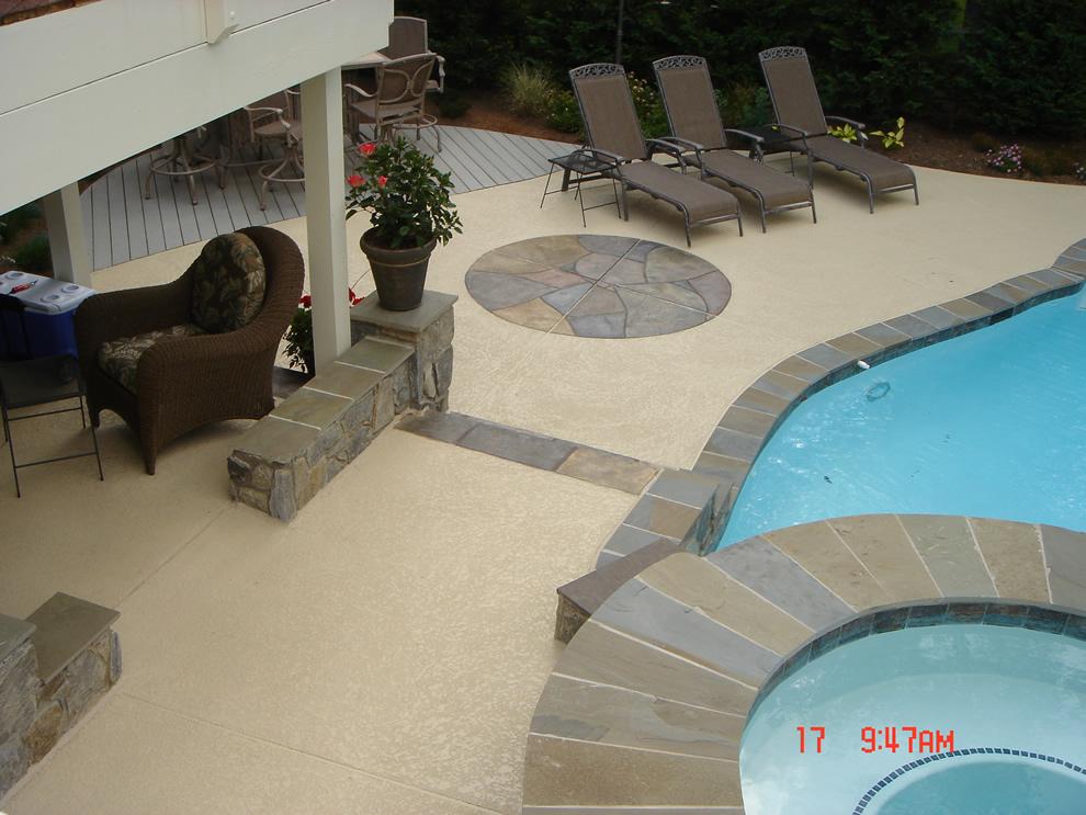 Concrete Pool Deck Services Orange County Ca 714 563 4141