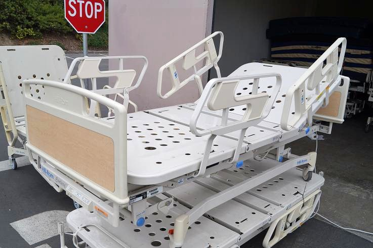 Excellent Condition Fully Electric Hospital Bed