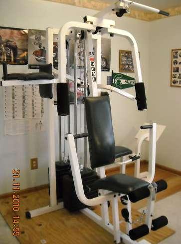 Weider pro home gym reviews gymtutor