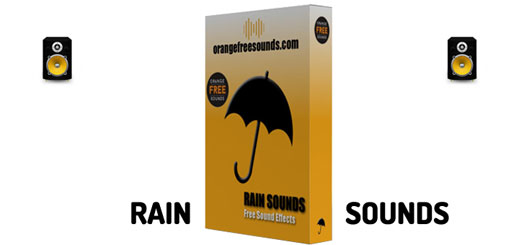 Rain Sounds Sound pack | Orange Free Sounds