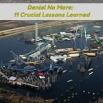 How I Barely Escaped Hurricane Katrina- 11 crucial survival lessons!