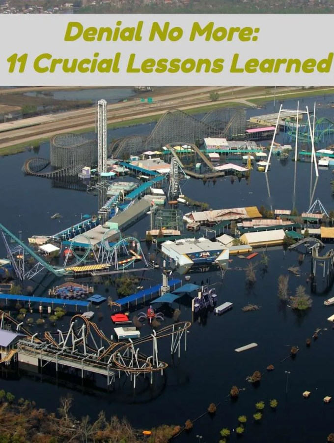 How I Barely Escaped Hurricane Katrina- 11 crucial survival lessons!