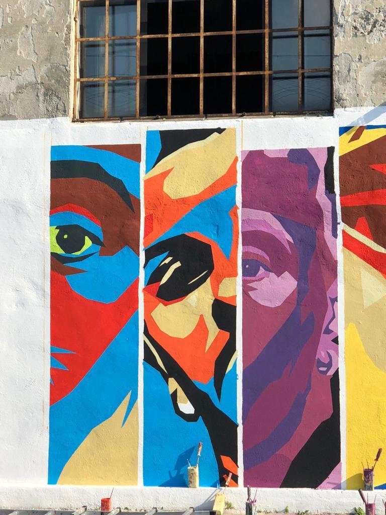 Articolo 31 Club Dogo Ghali All Ortica Un Murale Che Celebra La Musica Rap Orange Is The New Milano