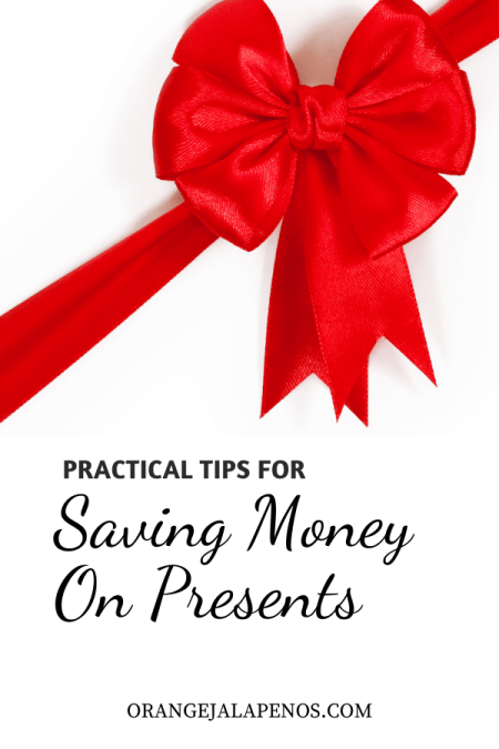 Save Money on Presents With These Practical Tips