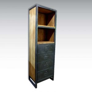 mobilier o range metalic