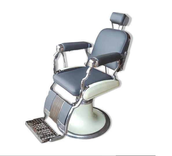 ancien fauteuil barbier belmont