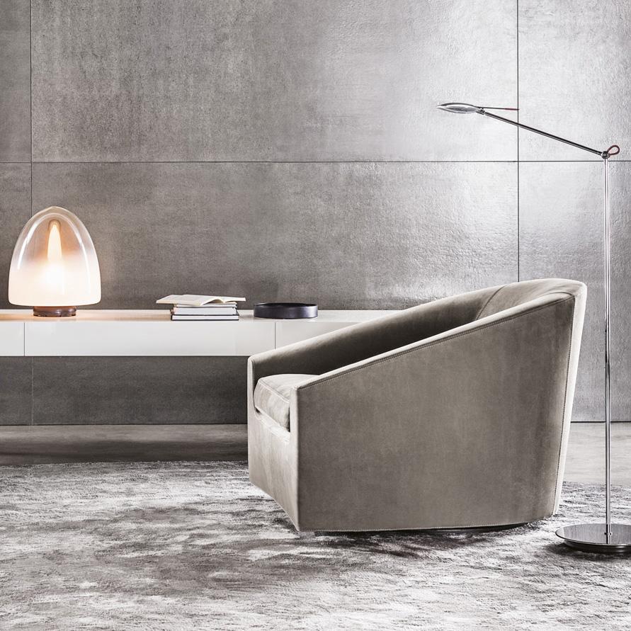 Quinn Armchair Designed By Rodolfo Dordoni Minotti