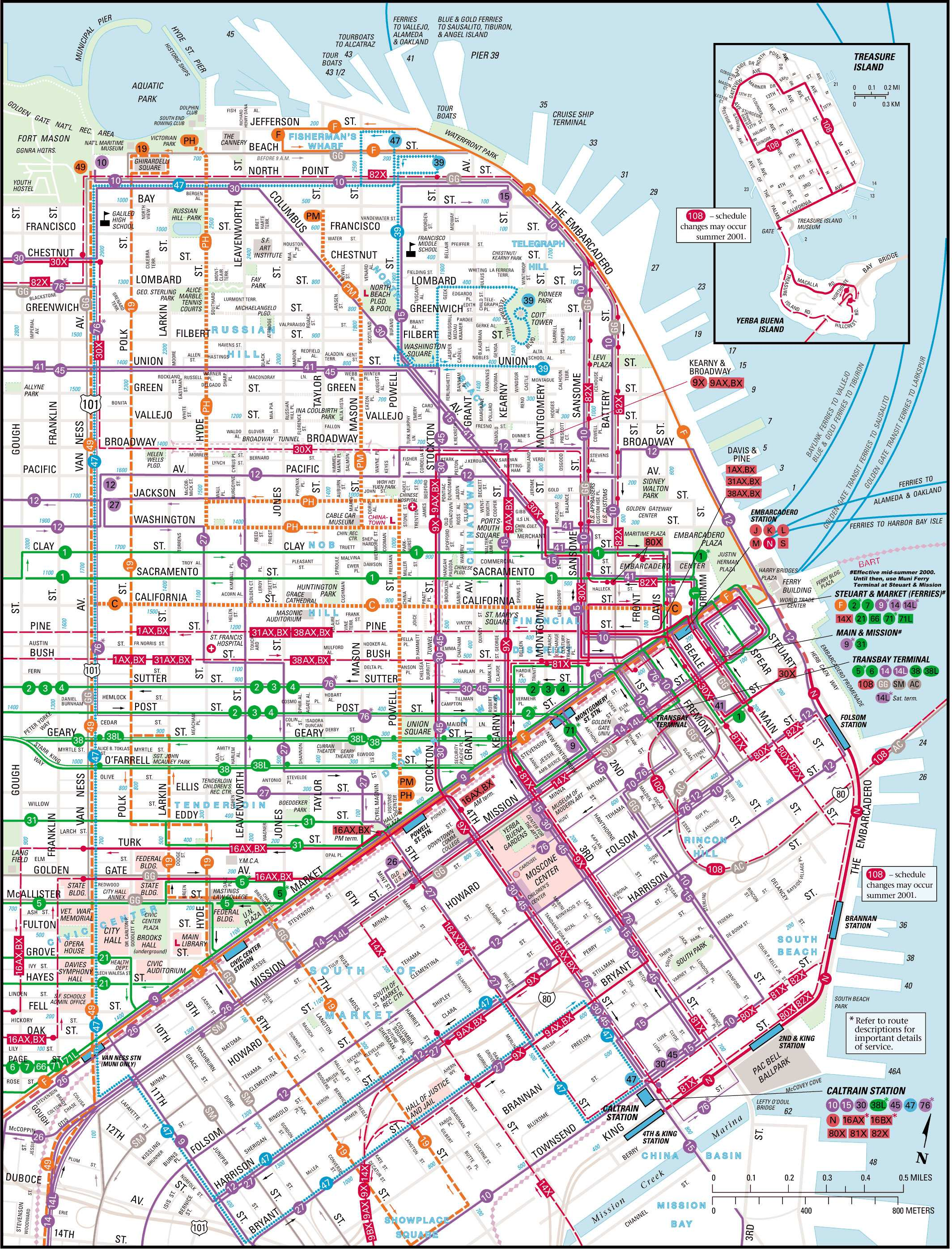 Large San Francisco Maps For Free Download And Print High Resolution And Detailed Maps