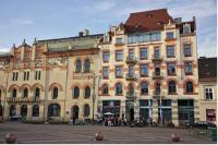 Отель Antique Apartments Plac Szczepański
