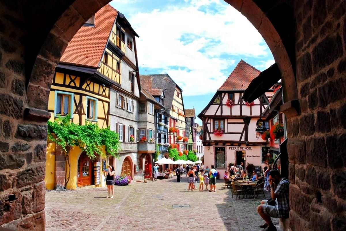 Image result for riquewihr france