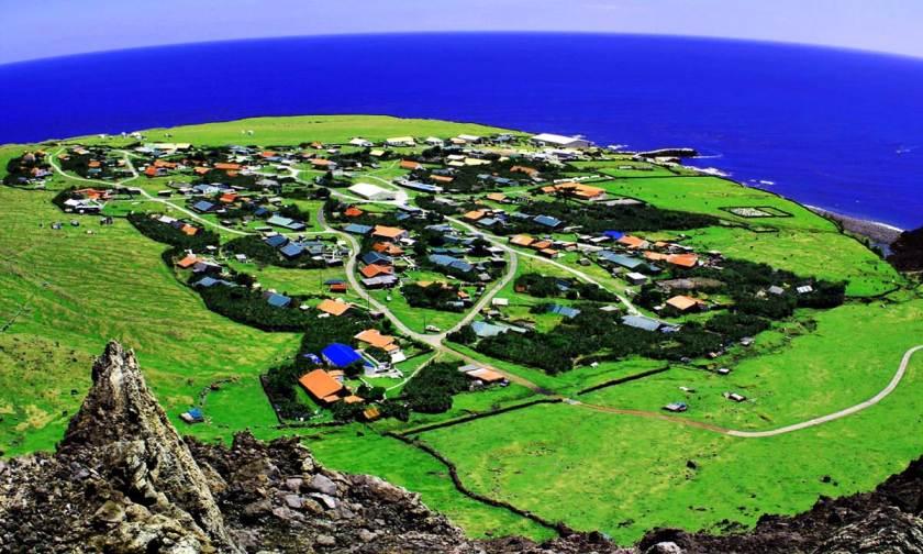 Image result for Tristan Da Cunha