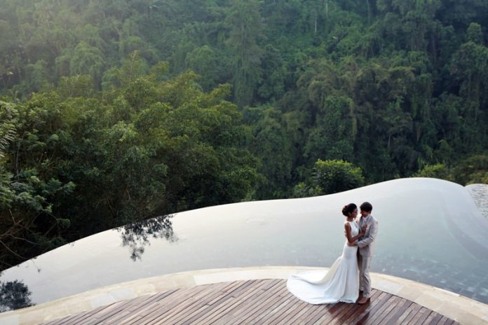 Ubud Hanging Gardens Pool Series The Most Amazing Swimming Pools In The World