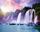 6 von 15 - Detian – Banyue Wasserfall, China - Vietnam