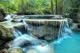 7 von 15 - Erawan Wasserfall, Thailand