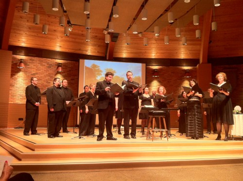 Resonance Ensemble  performs Saturday and Sunday in Portland.