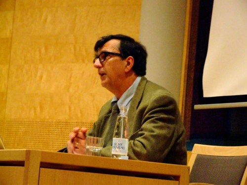 French philosopher Bruno Latour