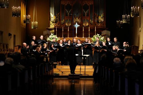 Cappella Romana sings Rachmaninoff -- again -- this weekend.