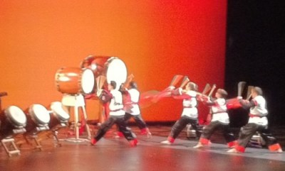 "Portland Taiko premiered ""Insatiable"" last weekend."