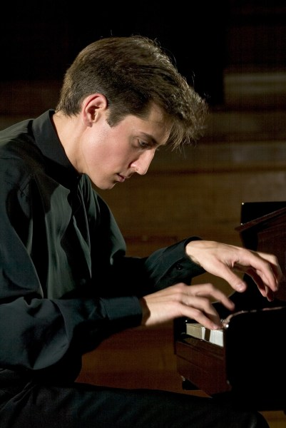 Yevgeny Sudbin performs Sunday at Newmark Theater. Photo Credit: Clive Barda
