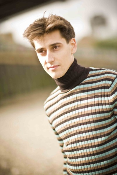 Yevgeny Sudbin performed in Portland Piano International's recital series.