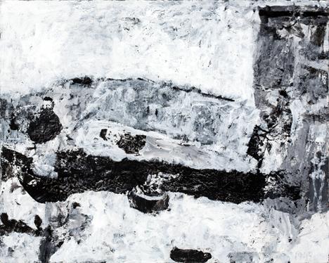 "Tom Prochaska, ""Ensor's Boat""/Courtesy of Froelick Gallery"
