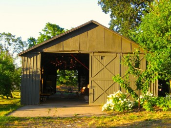 The Barn at Wild Goose Farm