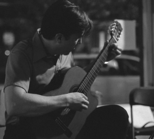 Christopher Corbell's music is on tap at The Waypost Sunday night.