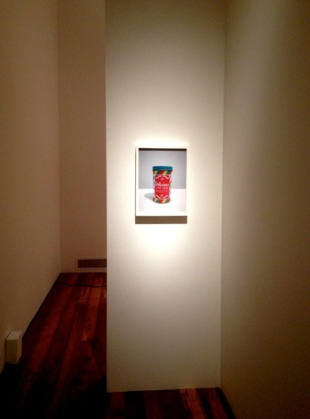 "Jamie Isenstein, ""Delicious After Dinner Mints,"" 2010, C-print. Installation view."