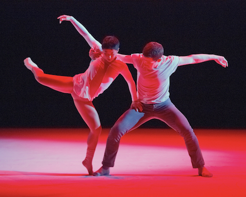 """Northwest Dance Project's """"New Now Wow!"""" is our Event of the Day."""