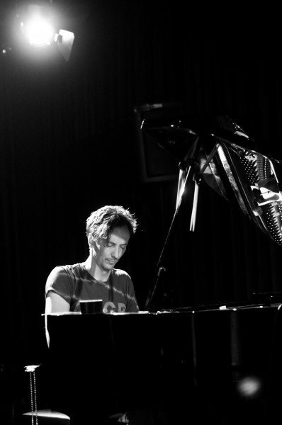 Hauschka performed at Portland's Mississippi Studios.