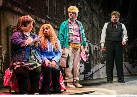 """Twist Your Dickens,"" Portland Center Stage/ Patrick Weishampel"