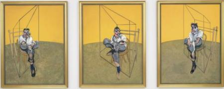 Francis Bacon triptych breaks the record.