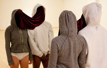 """Keyon Gaskin's """"Tempowaryly"""" continues this weekend."""