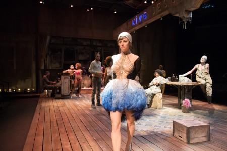 "Kjerstine Rose Anderson in Ashland's ""The Unfortunates""/Jenny Graham"
