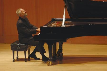 Vladimir Feltsman. Photo by Jim Leisy.