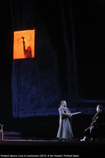 Portland Opera's Lucia di Lammormoor opens this weekend. Photo: Portland Opera/Ken Howard