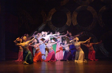 "Spaight's ""Scheherazade"" spins its tales again at Eugene Ballet. Jon Christopher Meyers Photography"