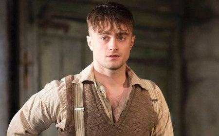 "Daniel Radcliffe in ""Inishmaan"": New York-bound. Photo: Johan Persson"