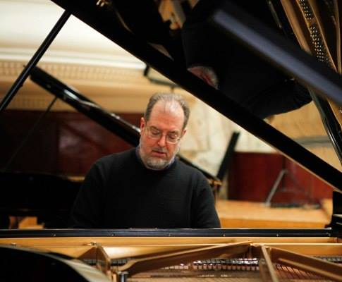 Garrick Ohlsson performed at Newmark Theatre.
