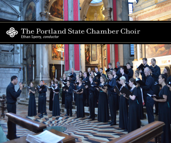 PSU Chamber Choir performing in Italy last summer.