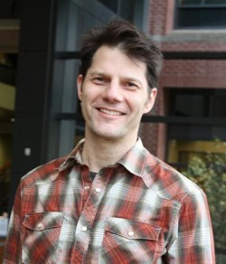 Greg Netzer, executive director finalist, Cultural Trust and Arts Commission