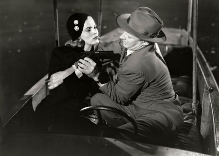 """Lizabeth Scott in """"Too Late for Tears,"""" part of this weekend's Noir City festival."""