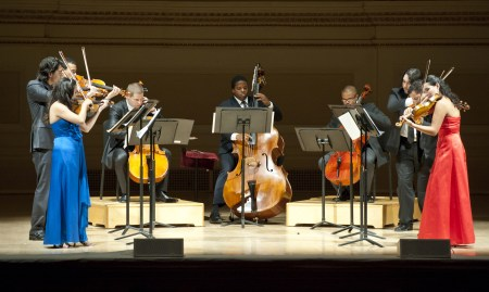 The Sphinx Virtuosi perform Saturday at Portland State University.