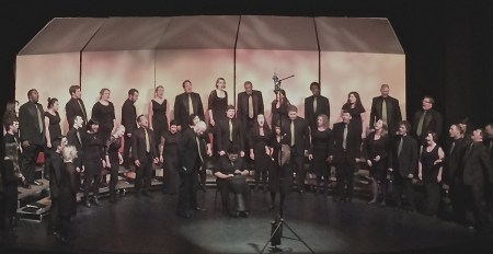 PSU Chamber Choir, Man Choir and Vox Femina perform this weekend.