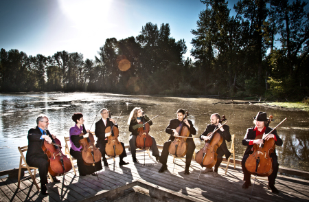 Portland Cello Project's Holiday Spectacular features Northwest composers.