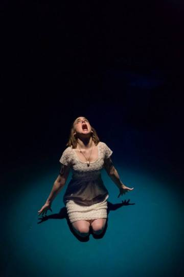 Shawna Nordman as Nora. Photo: Gary Norman