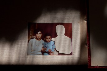 Untitled, from the series Inventing My Father by Diana Markosian