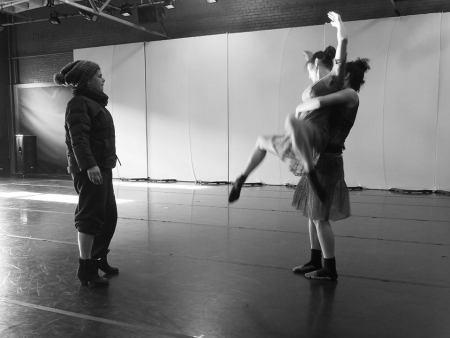 Muddy Feet Contemporary Dance. Photo: Emily Zarov.